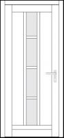 ДНСIV68ПУ00214d-950*2100
