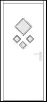 ДНСIV78ПЩ00113-950*2100