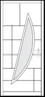 ДНСIV78ПЩ00141-950*2100